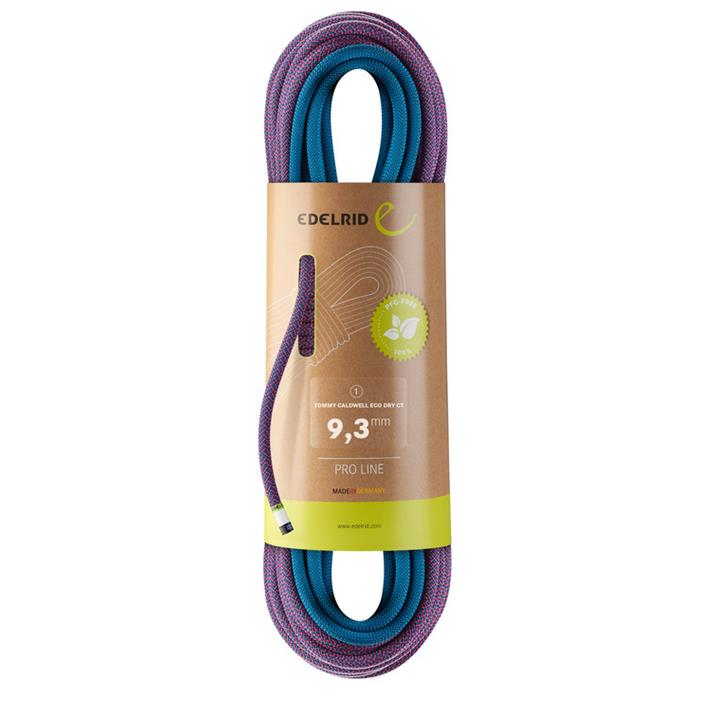 Edelrid Tommy Caldwell Eco Dry CT 9,3mm