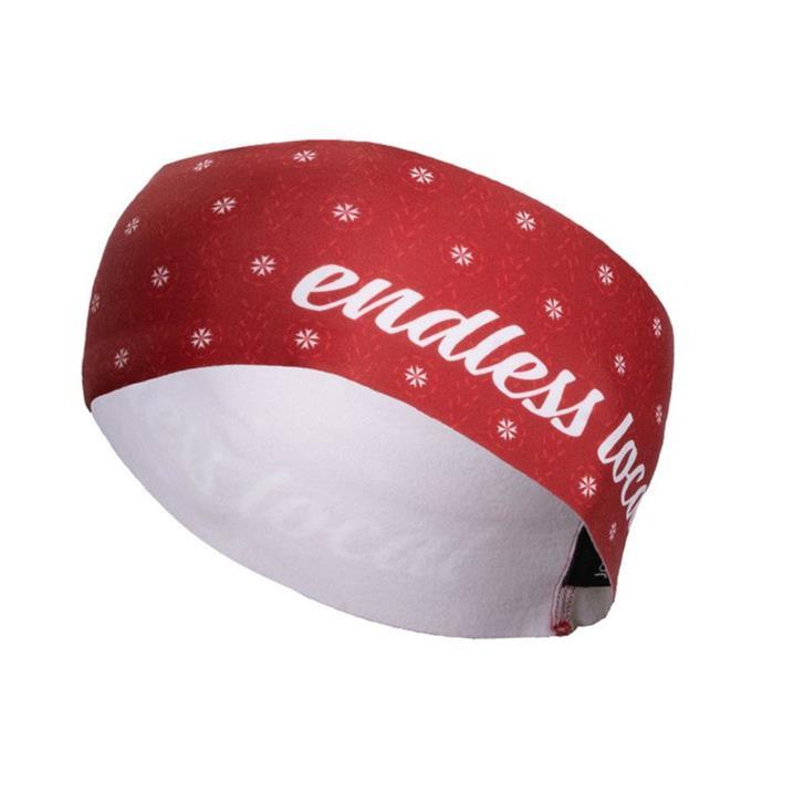 Endless Local Haunani Headband red white