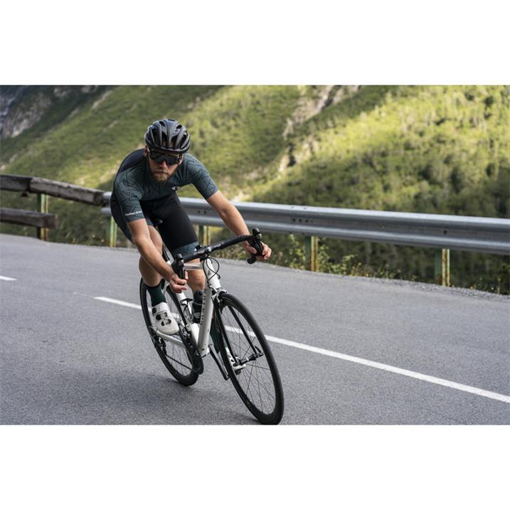 Endless Local Mountain Road Trikot Men black green