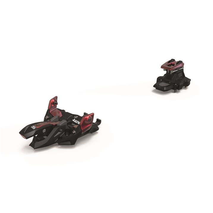 Marker Alpinist 12, black/red