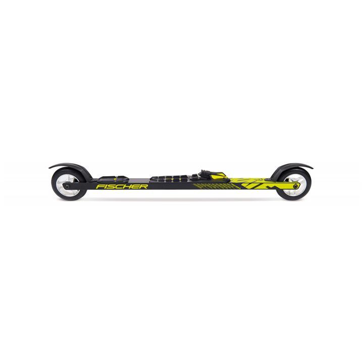 Fischer RC7 Skate mounted, Skiroller