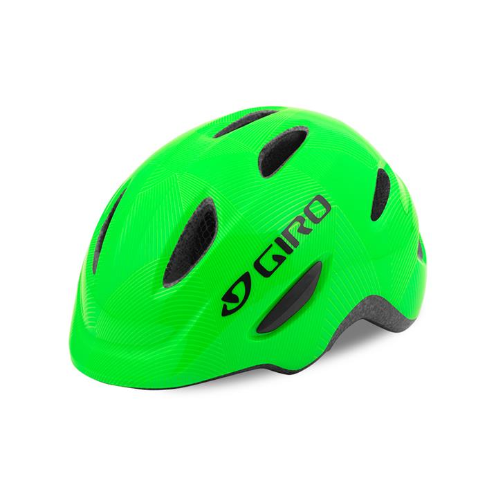Giro Scamp, Green/Lime