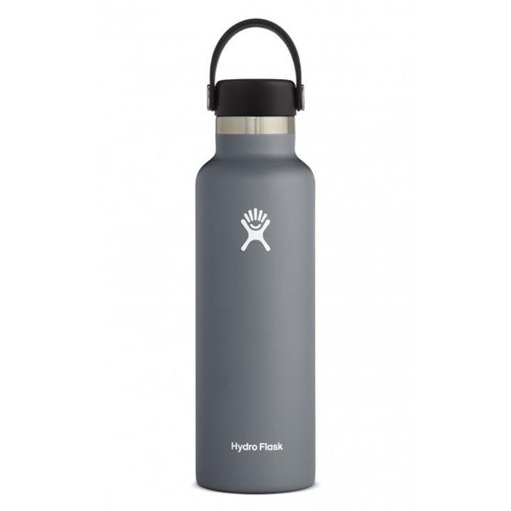 Hydro Flask 21 oz Standard Mouth mit Flex Cap