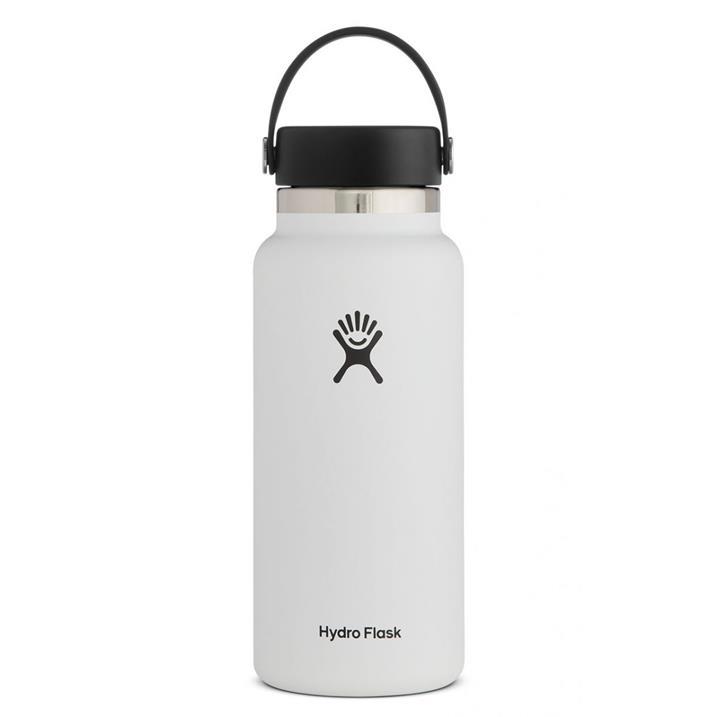 Hydro Flask Wide Mouth 946ml (32oz) - white