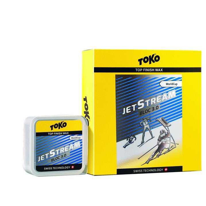 Toko JetStream Bloc 3.0 blue -8°C/-30°C, 20g