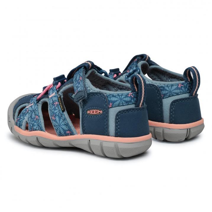 Keen Seacamp II CNX real teal stone blue