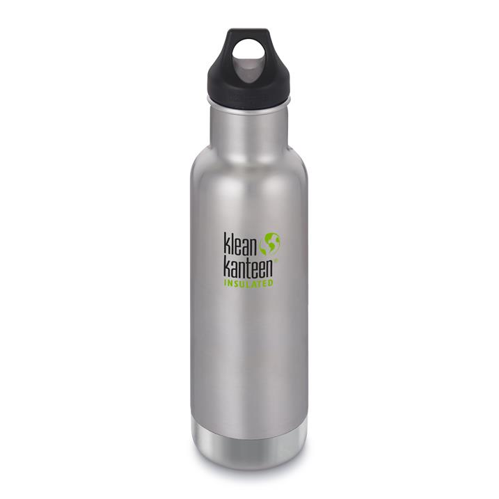 Klean Kanteen Classic VI 592ml - brushed stainless