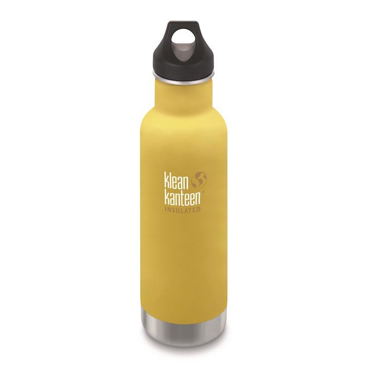 Klean Kanteen Classic VI 592ml - lemon curry matt