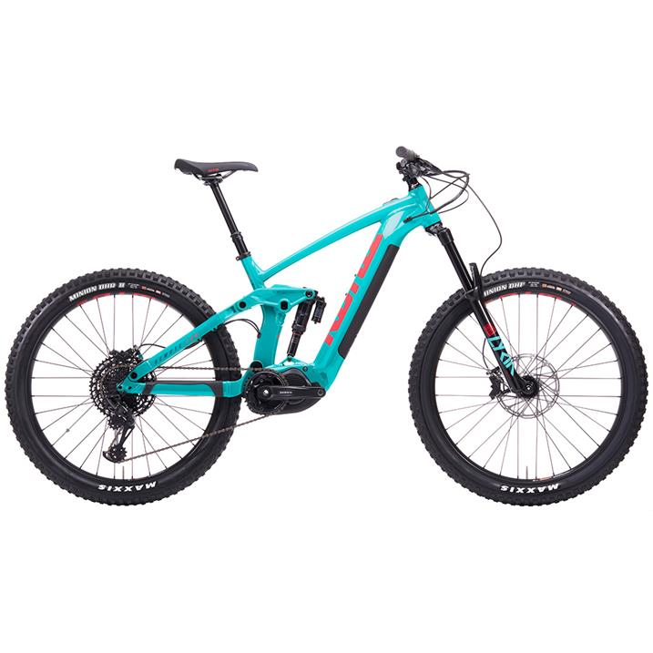 Kona Remote 160, MTB-Fully Fahrrad 2020