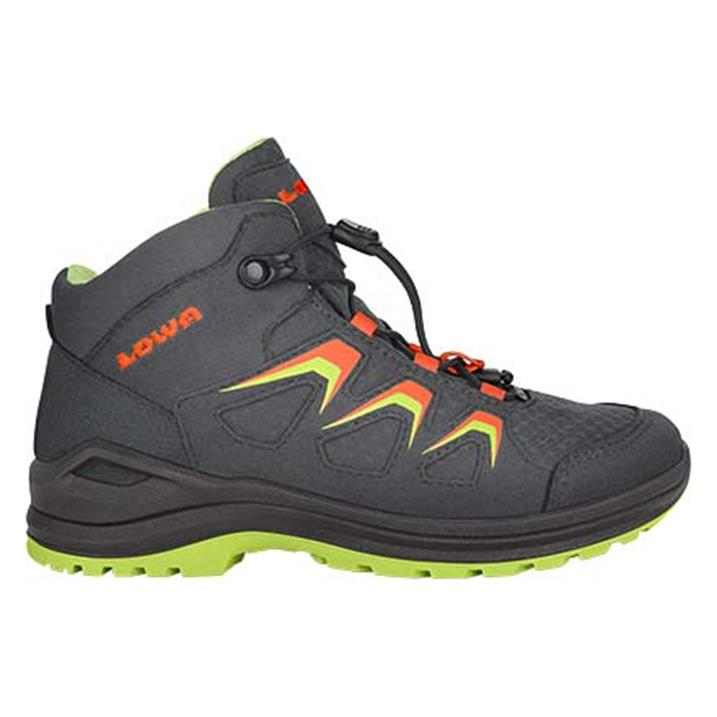 Lowa Innox Evo GTX OC Junior graphite/flame