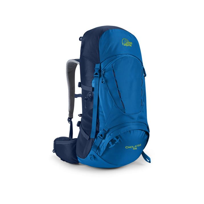 Lowe Alpine Cholatse 45, giro blue