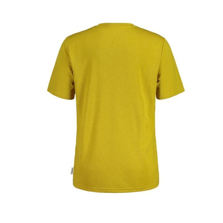 Maloja Eberesche Short Sleeve Multisport golden fall Herren T-Shirt