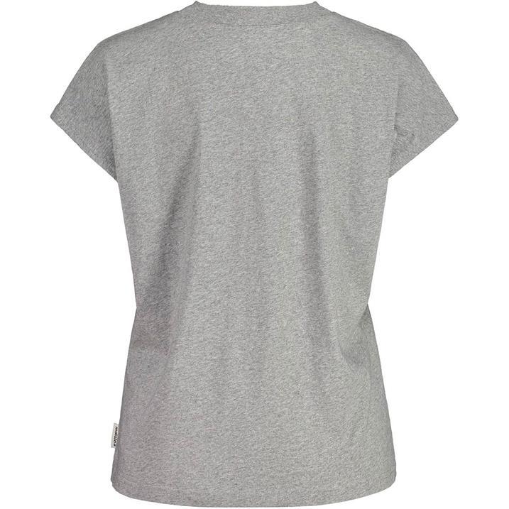 Maloja Gleditsche grey melange Damen T-Shirt