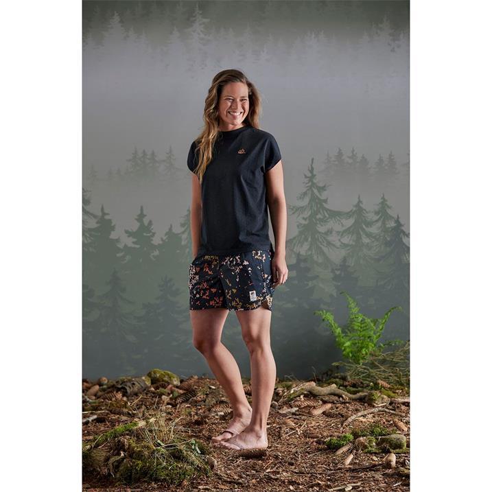 Maloja Gemskresse moonless Damen T-Shirt