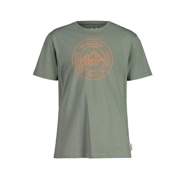 Maloja Rotbirne saliva Herren T-Shirt