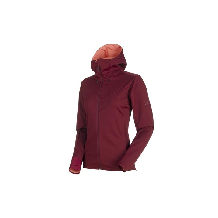 Ultimate V SO Hooded Jacket Women