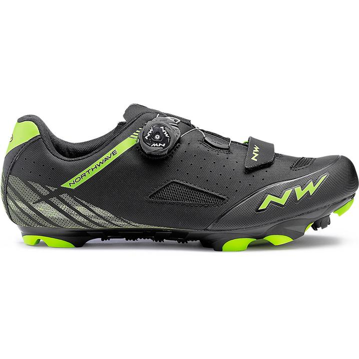 Northwave Origin Plus, black/green