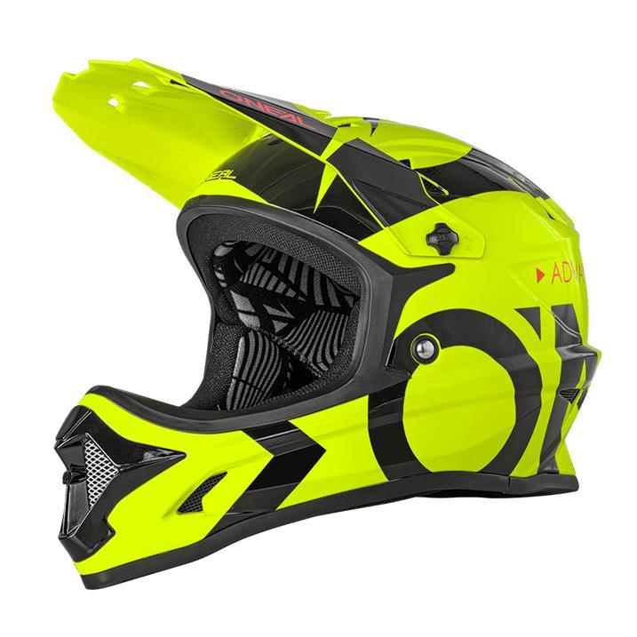 Backflip Slick, Neon Yellow/Black