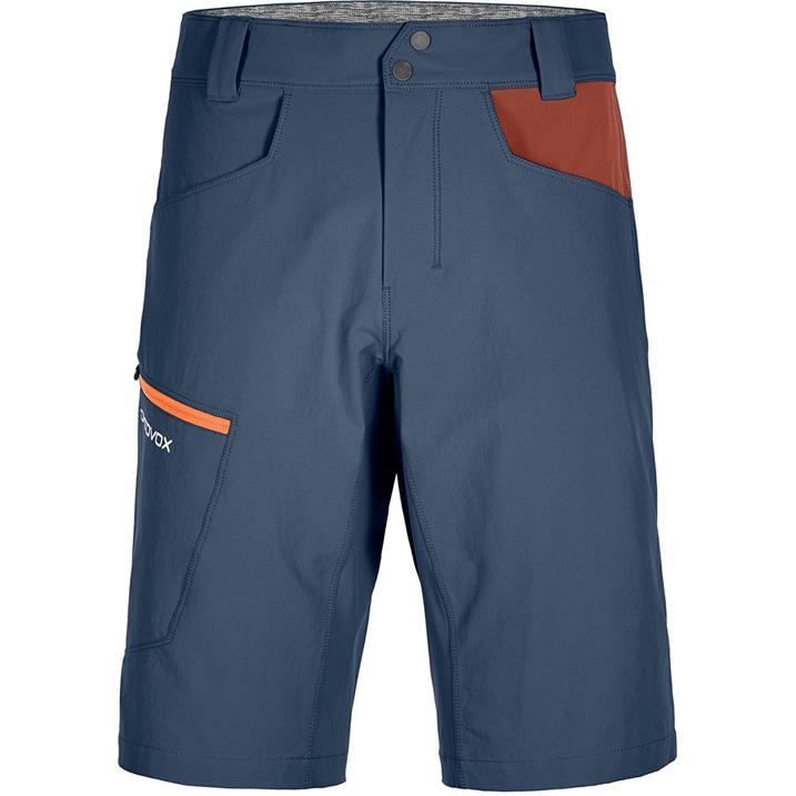 Ortovox Pelmo blue lake Herren Shorts
