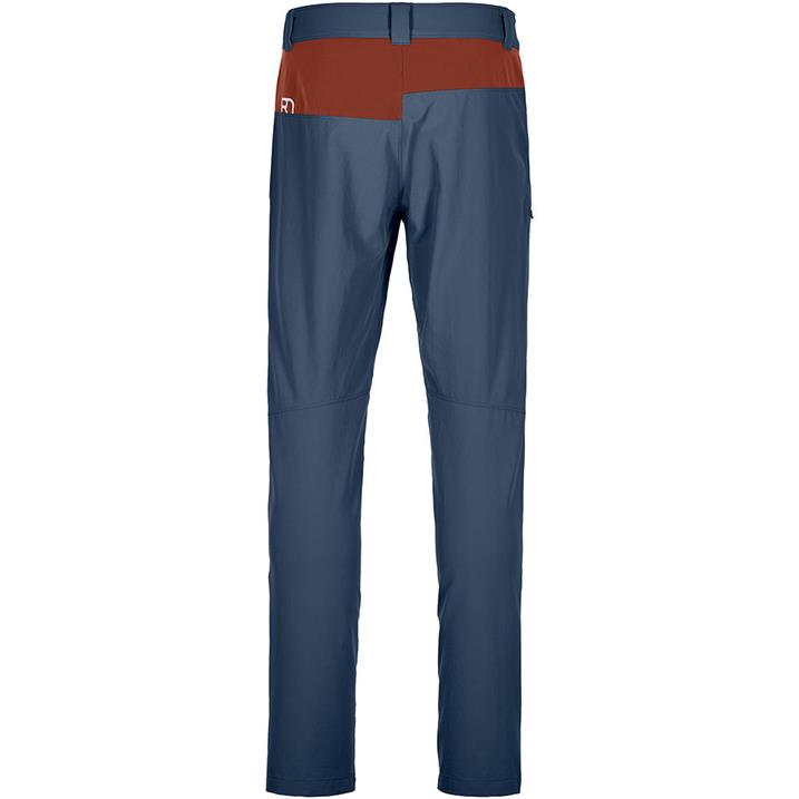 Ortovox Pelmo Pants blue lake Herren Trekkinghose
