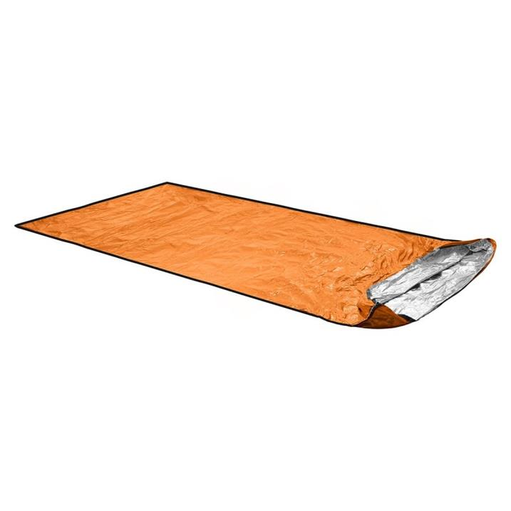 Ortovox Bivy Ultralight Biwaksack shocking orange
