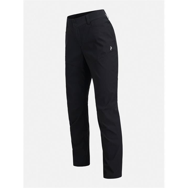 Peak Performance Iconiq black Damen Trekkinghose