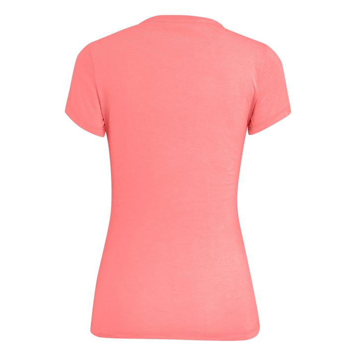 Salewa Lines Graphic Dry shell pink Damen