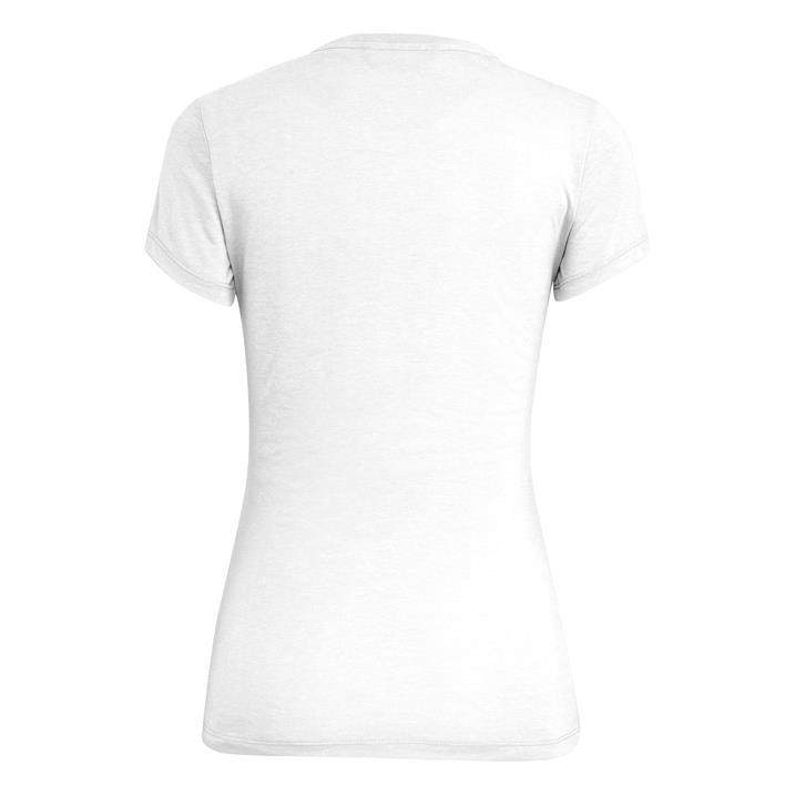 Salewa Lines Graphic Dry optical white Damen