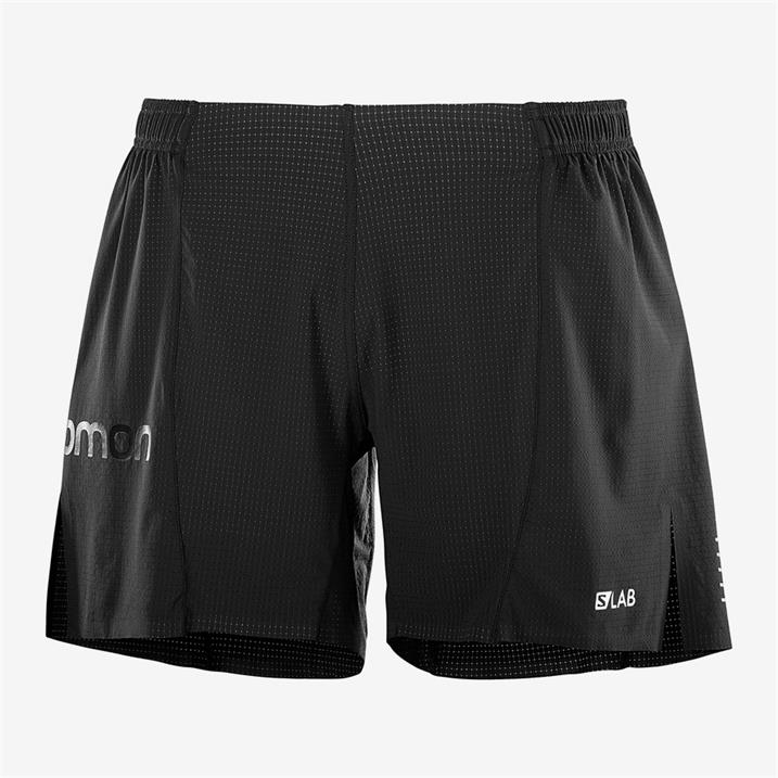 Salomon - S/Lab Shorts 6, Black