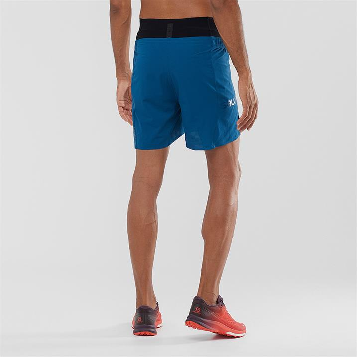 Salomon - S/Lab Shorts 6, Poseidon