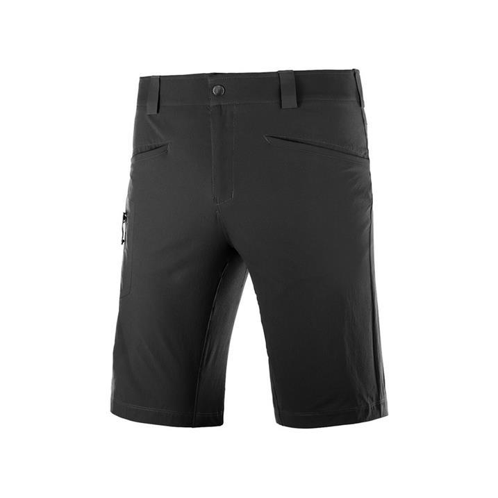 Salomon Wayfarer black Herren Shorts