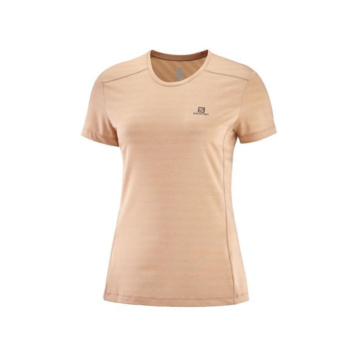 Salomon XA Tee sirocco Damen T-Shirt