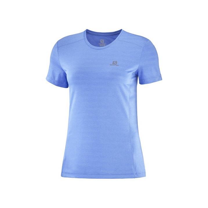 Salomon XA Tee marina Damen T-Shirt
