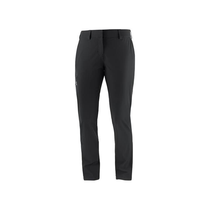 Salomon Wayfarer Pants black Damen Trekkinghose