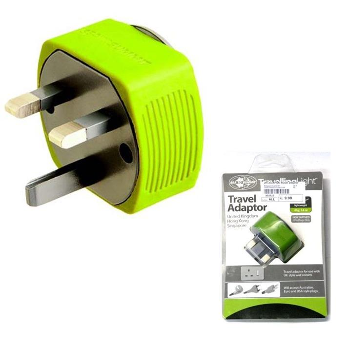 Sea to Summit Travel Adapter