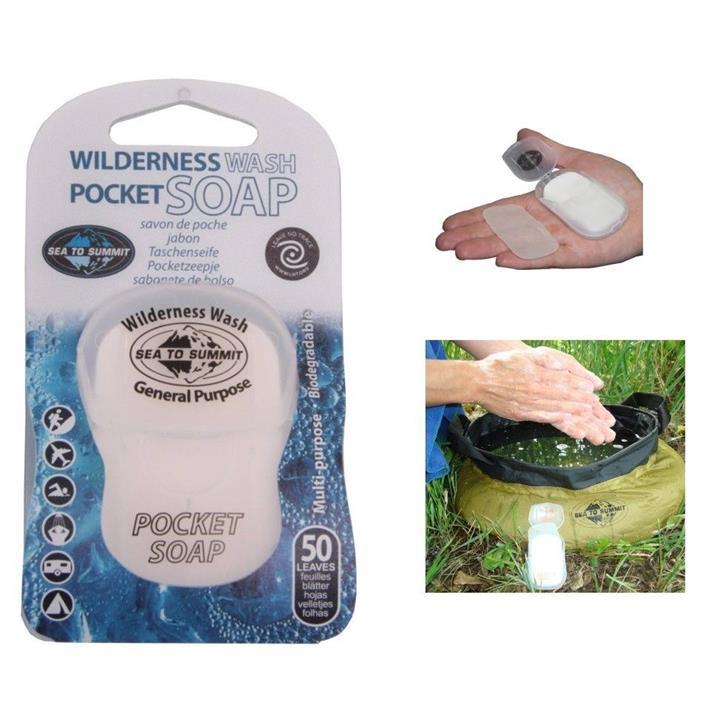 Sea to Summit Wilderniss Wash Pocket Soap