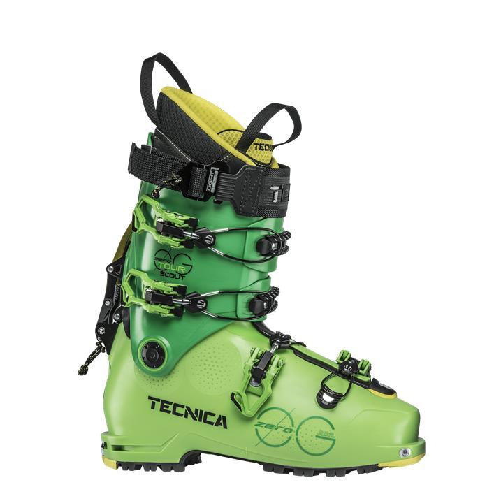 Tecnica Zero G Tour Scout hellgrün 2019 2020