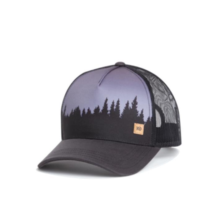 TenTree Juniper Altitude Hat meteorite black juniper