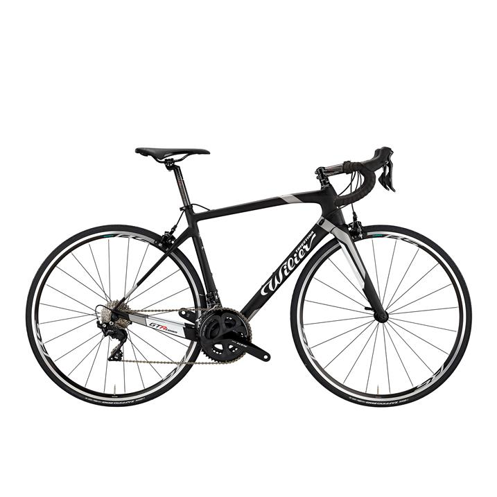 Wilier GTR Team Full 105 RS100, black/white