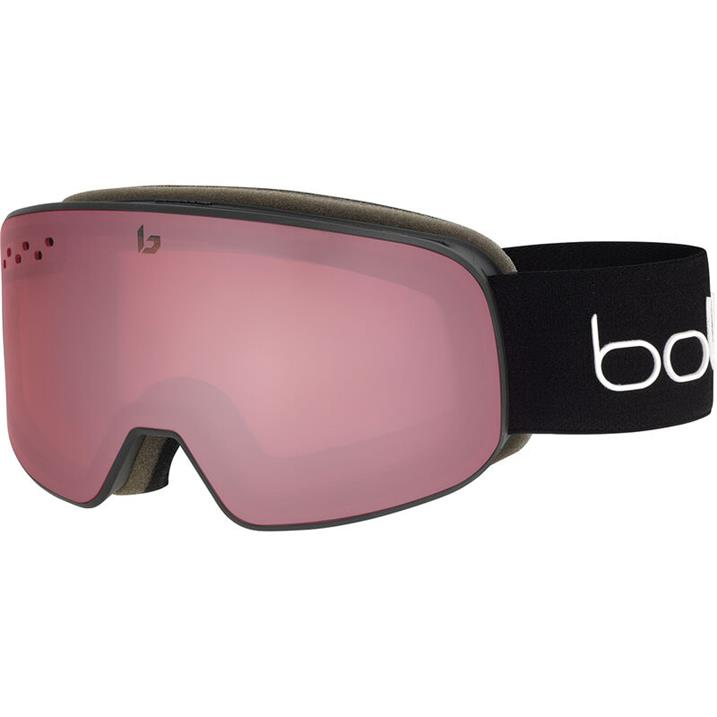 Bolle Nevada Small black Skibrille - 2020/21