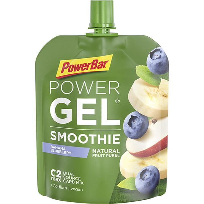 PowerBar PowerGel Smoothie Banana-Blueberry 90g