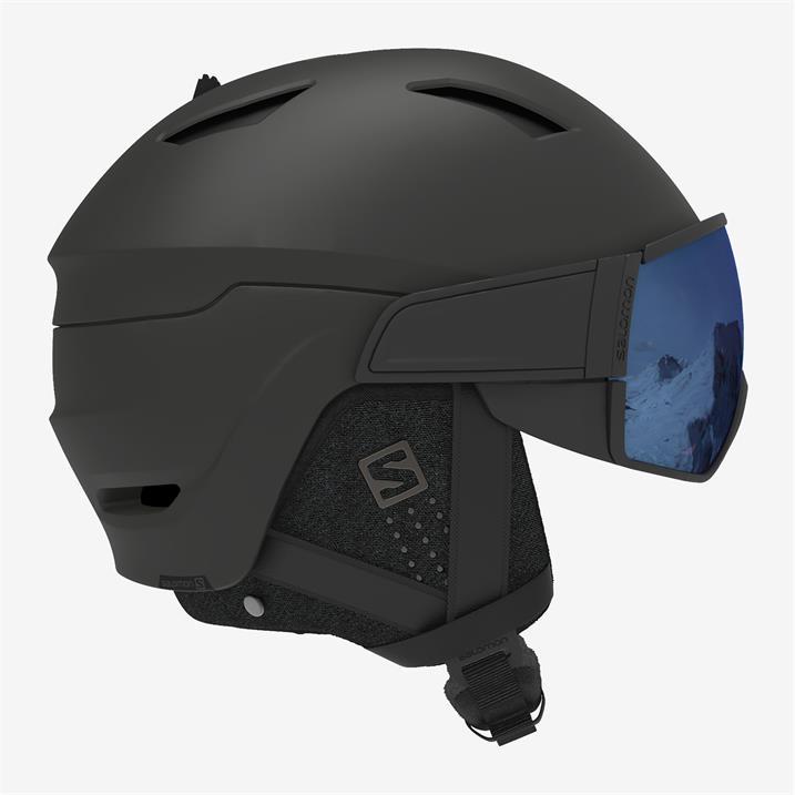 Salomon Driver CA Sigma, Alpinhelm - 2020/21