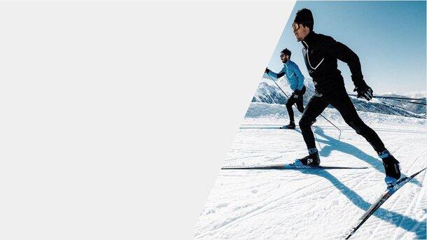 Langlauf Skating Konfigurator