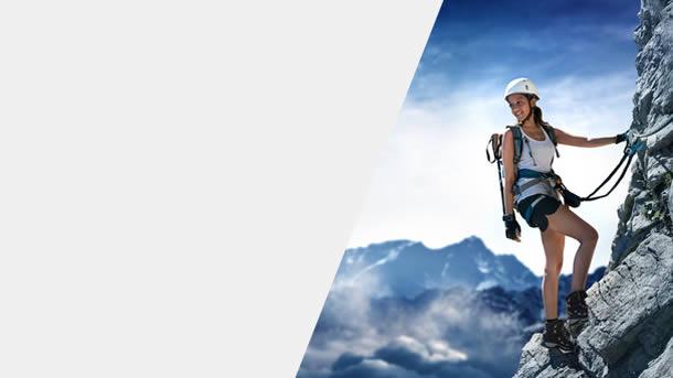 Klettersteigset Konfigurator